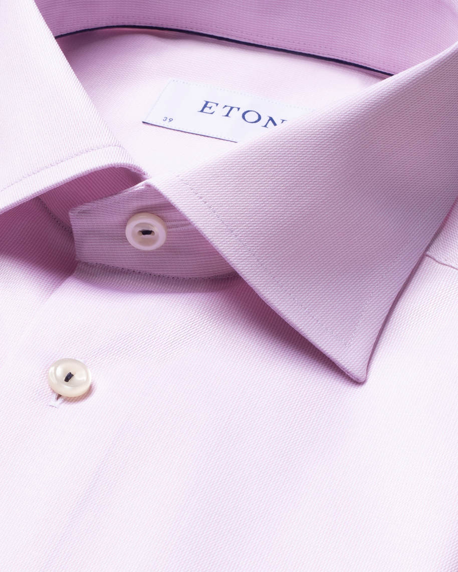 Pink Royal Twill shirt - image 4