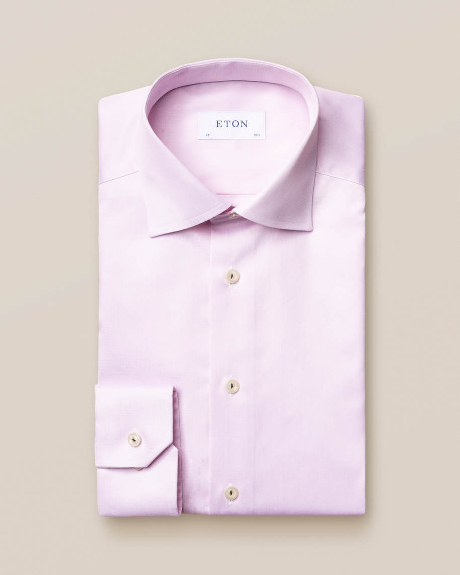 Pink Royal Twill shirt - image 1