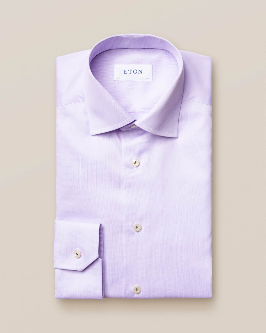 Purple Royal Twill shirt