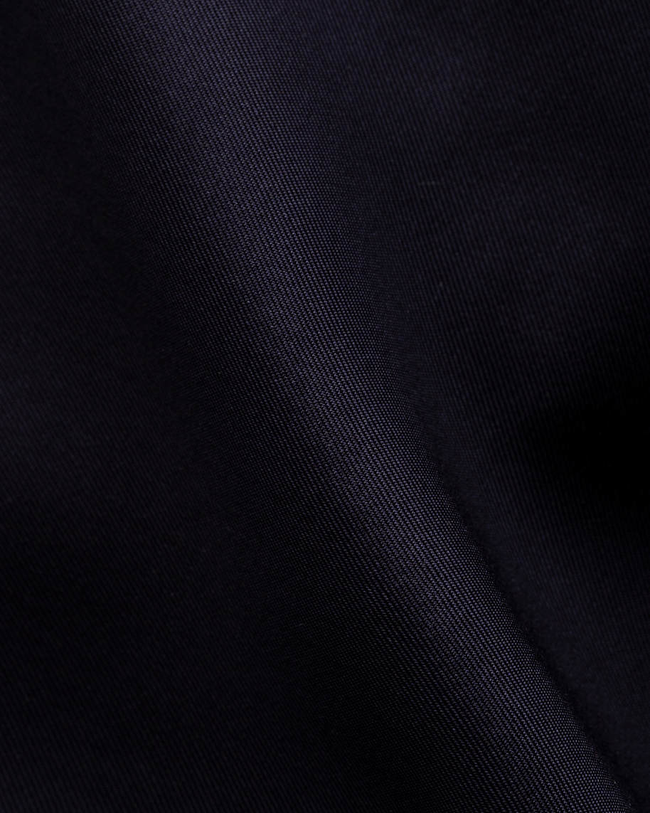 Blue Silk Shirt - image 3