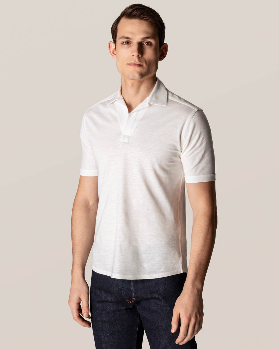 White Polo Shirt - image 1