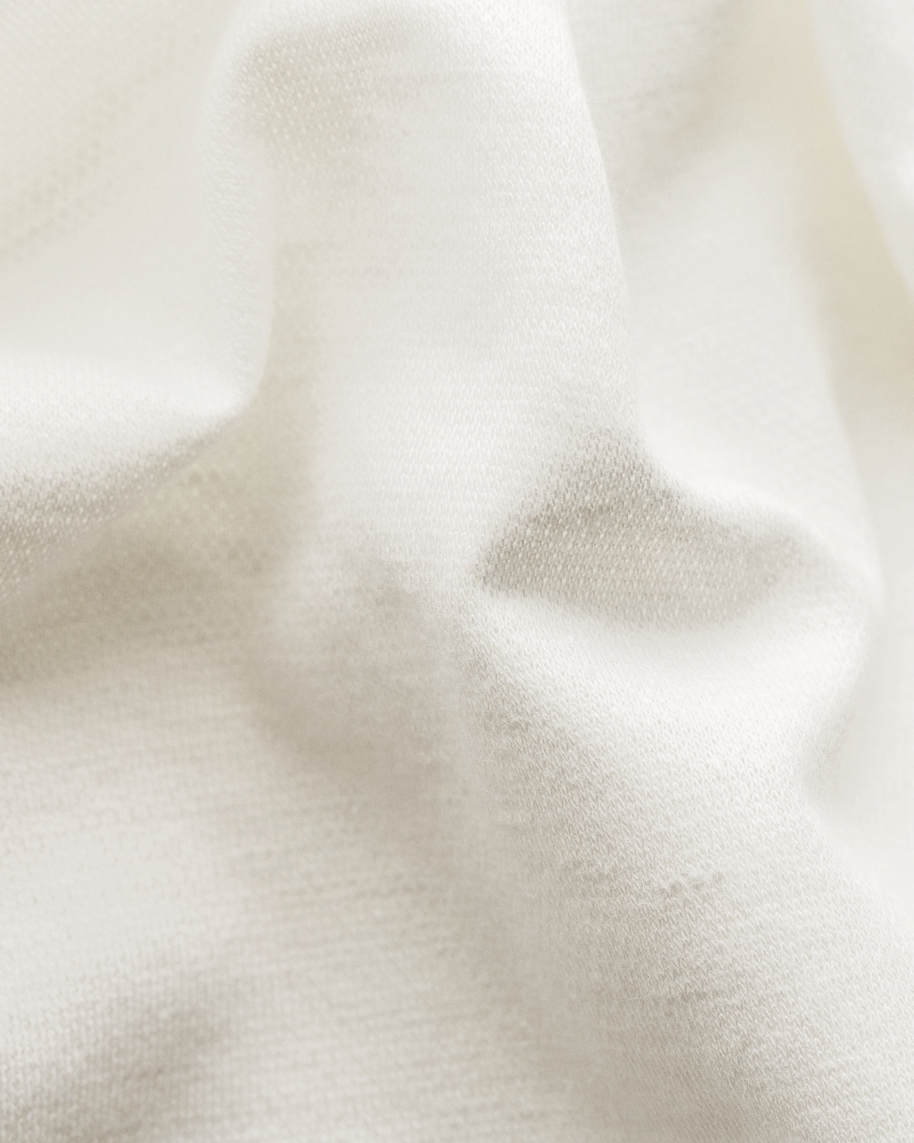 White Polo Shirt - image 3