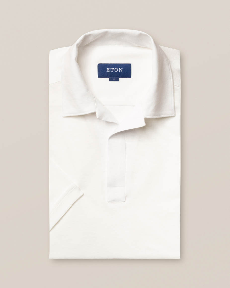 White Polo Shirt - image 2