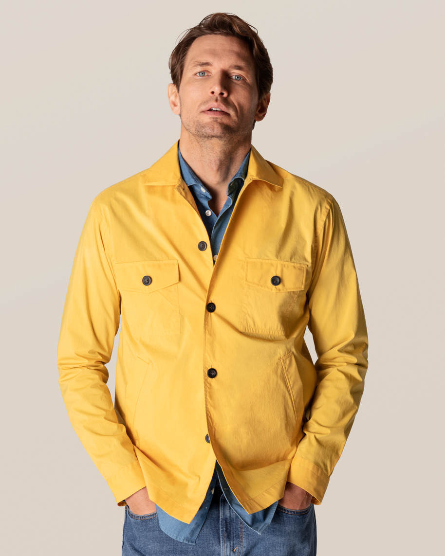 Yellow Wind Overshirt
