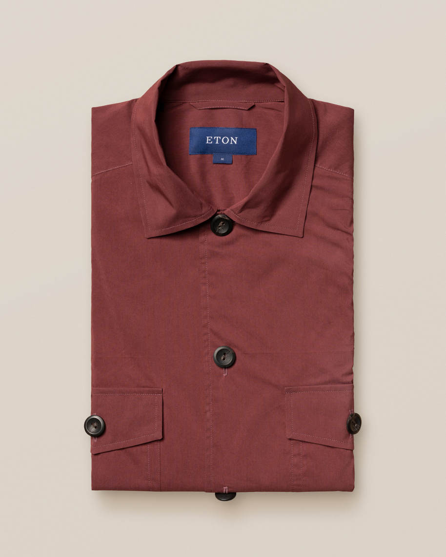 Red Wind Overshirt - image 1