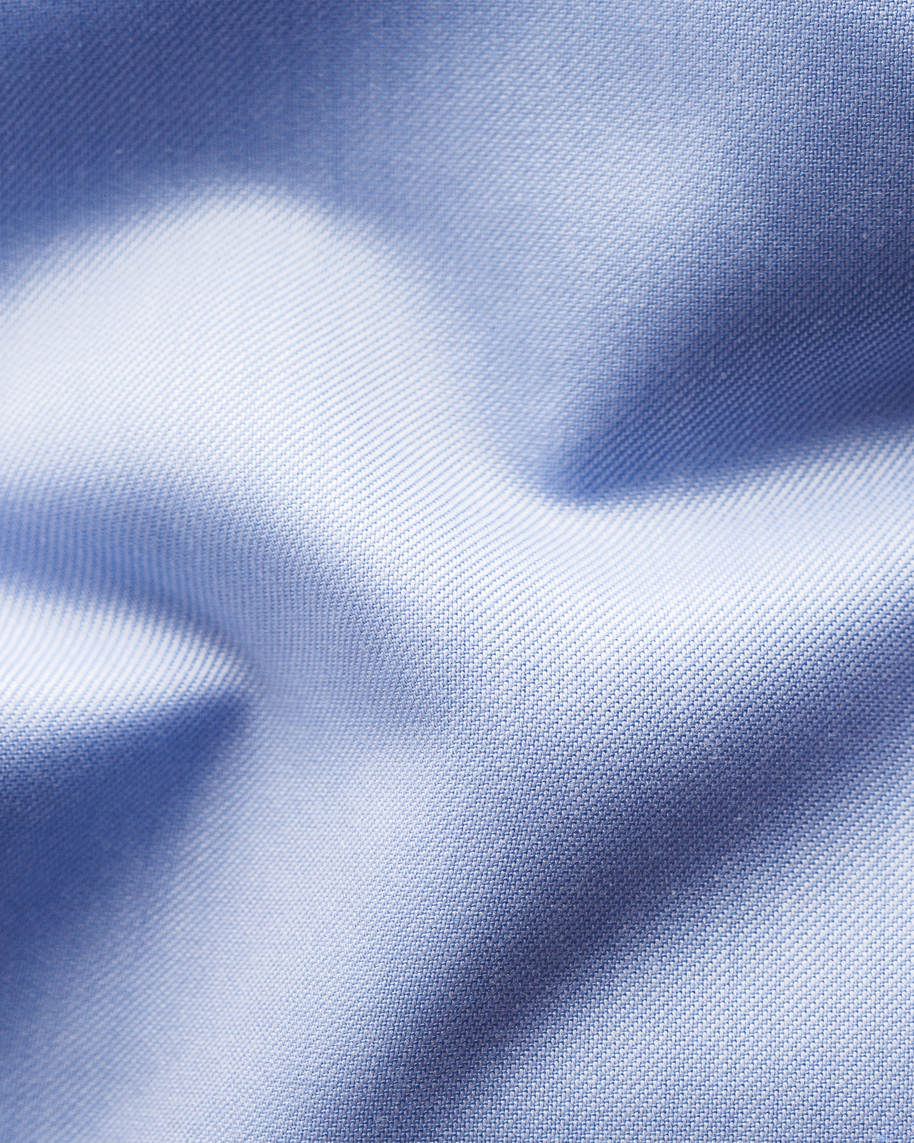 Light Blue Signature Twill Shirt - image 3
