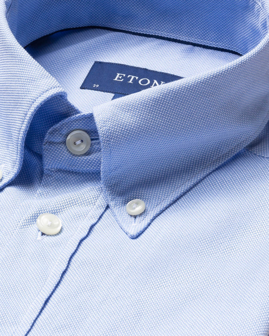 Light Blue Royal Oxford Shirt