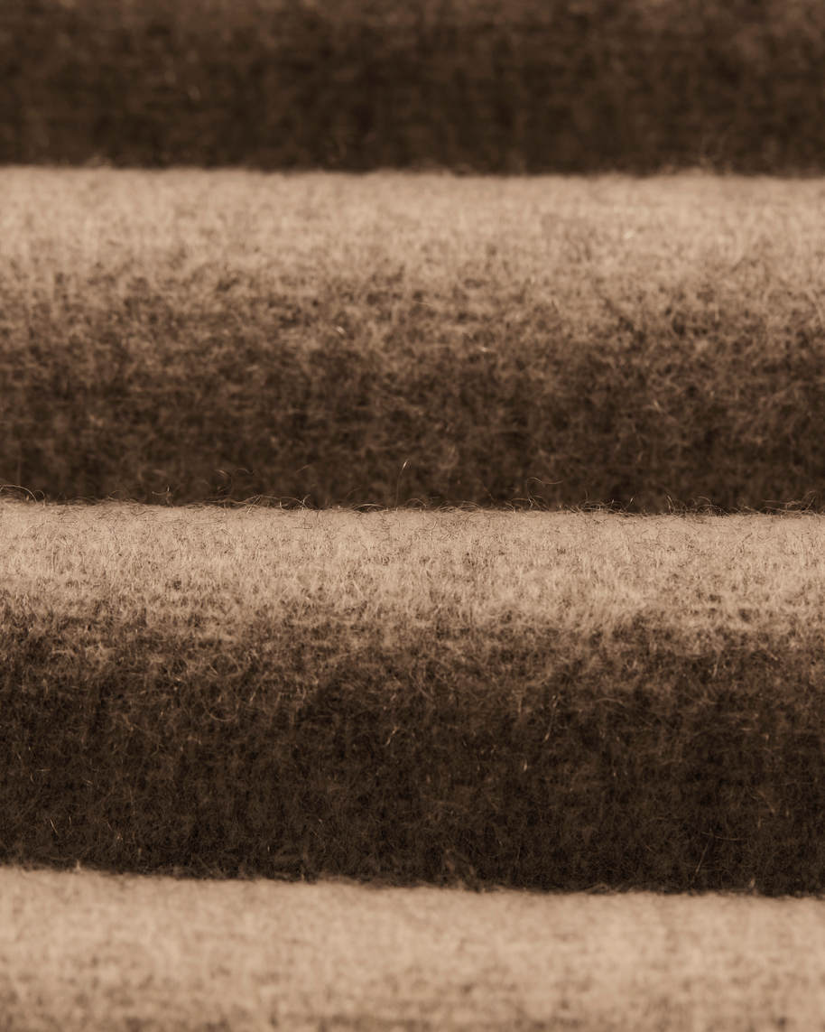 Beige Cahsmere Scarf - image 2