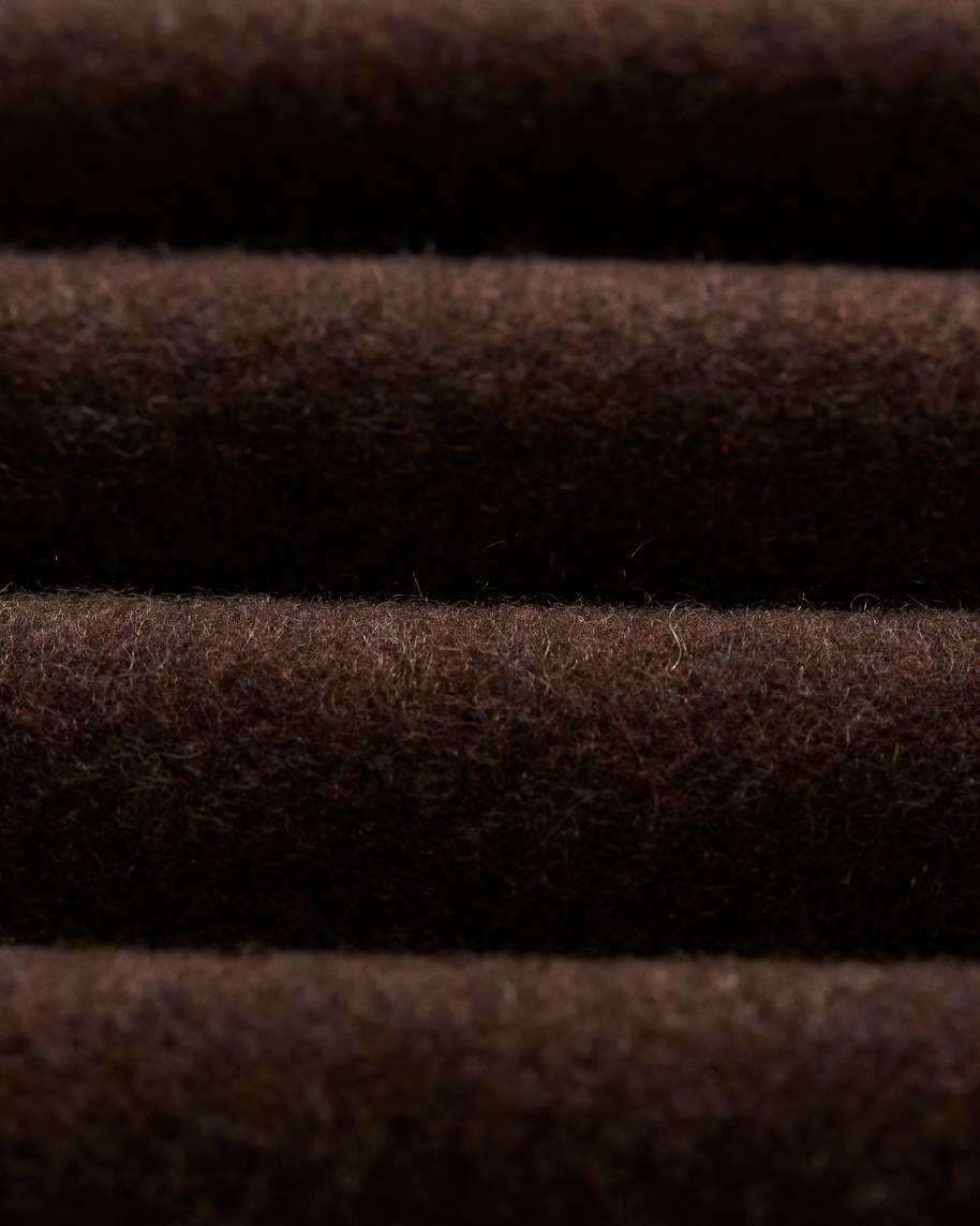 Brown Cahsmere Scarf - image 2