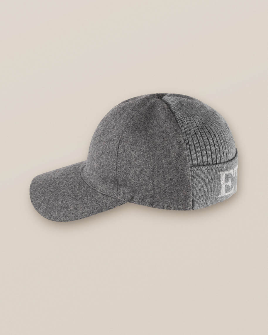 Grey Flannel Logo Baseball Cap